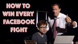 How to Win Every Facebook Fight // Meet Me in the Middle