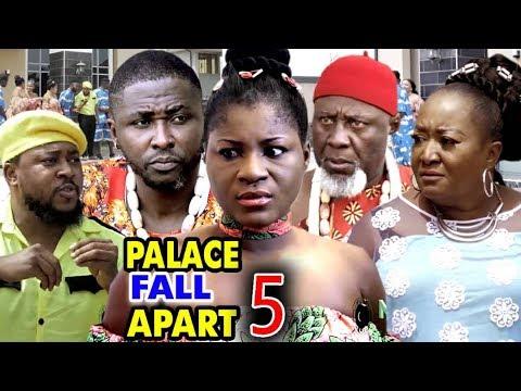 PALACE FALL APART SEASON 5 - (New Movie) 2020 Latest Nigerian Nollywood Movie Full HD