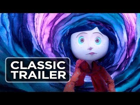 Elokuva: Coraline ja toinen todellisuus