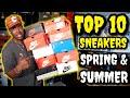 TOP 10 SNEAKERS FOR SPRING n SUMMER UNDER $200!