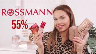 ROSSMANN Co kupić na promocji 55%