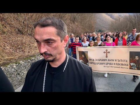 Η εκκλησιαστική διένεξη στο Μαυροβούνιο