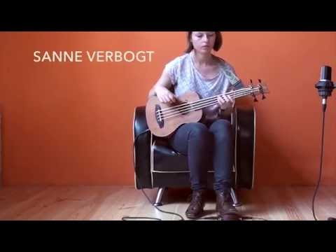 Ortega Guitars | Sanne Verbogt demos the HORSE KICK PRO