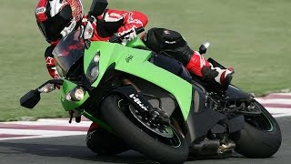 2. 2008 Kawasaki Ninja ZX-10R First Ride - MotoUSA