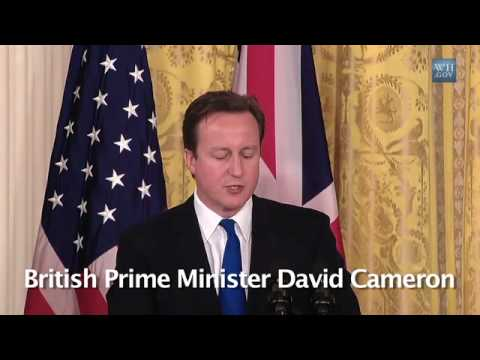 Hot dog diplomacy: Bloomberg and PM Cameron meet in NYC