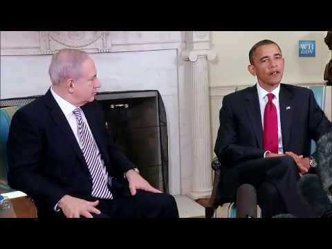 President Obama Meets with Israeli Prime Minister Netanyahu