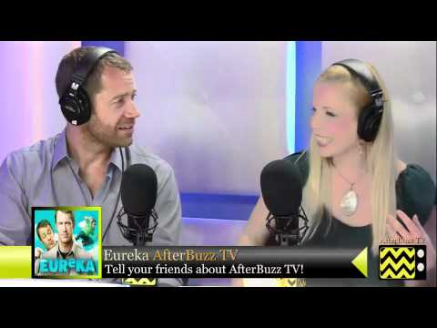 """Eureka After Show w/ Colin Ferguson Season 5 Episodes 1 & 2 """" Lost; The Real Thing """" 