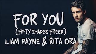 Video Liam Payne & Rita Ora – For You (Lyrics) MP3, 3GP, MP4, WEBM, AVI, FLV Januari 2018