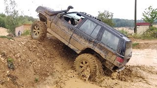 Jeep Grand Cherokee ZJ Offroad! Feel the Power of 5,2 l V8!