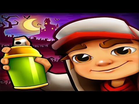 Subway Surfers Transylvania Android Gameplay #4 (видео)