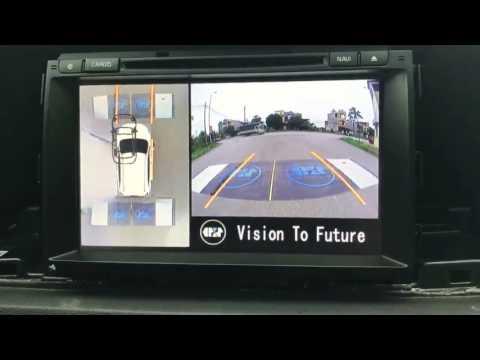 Camera 360 độ Oview kia sedona 2017