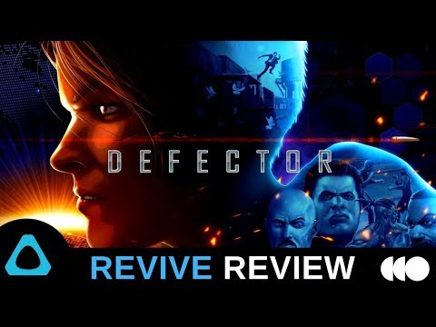 Defector VR Revived - Defector Review for the Valve Index