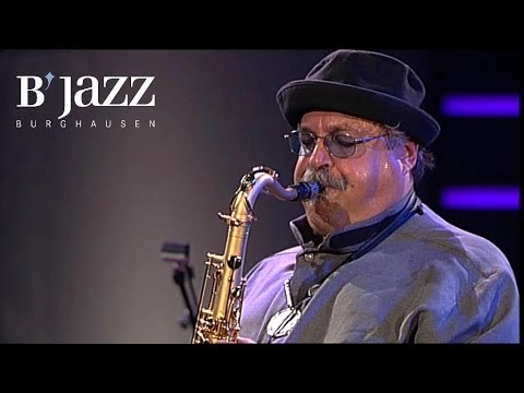 Joe Lovano Us Five - Jazzwoche Burghausen 2011
