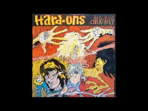 HARD-ONS - Dickcheese full album