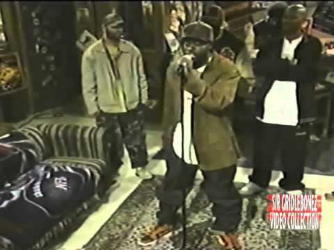 Dice Raw, Black Thought and Rahzel Rap City 2002