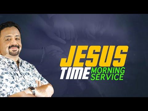 Jesus Time Morning Service | 24/11/2020 | Apostle John Tharu | Jesus World