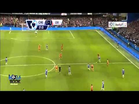 Chelsea Vs Liverpool 2-1 All Goals Highlights 2013