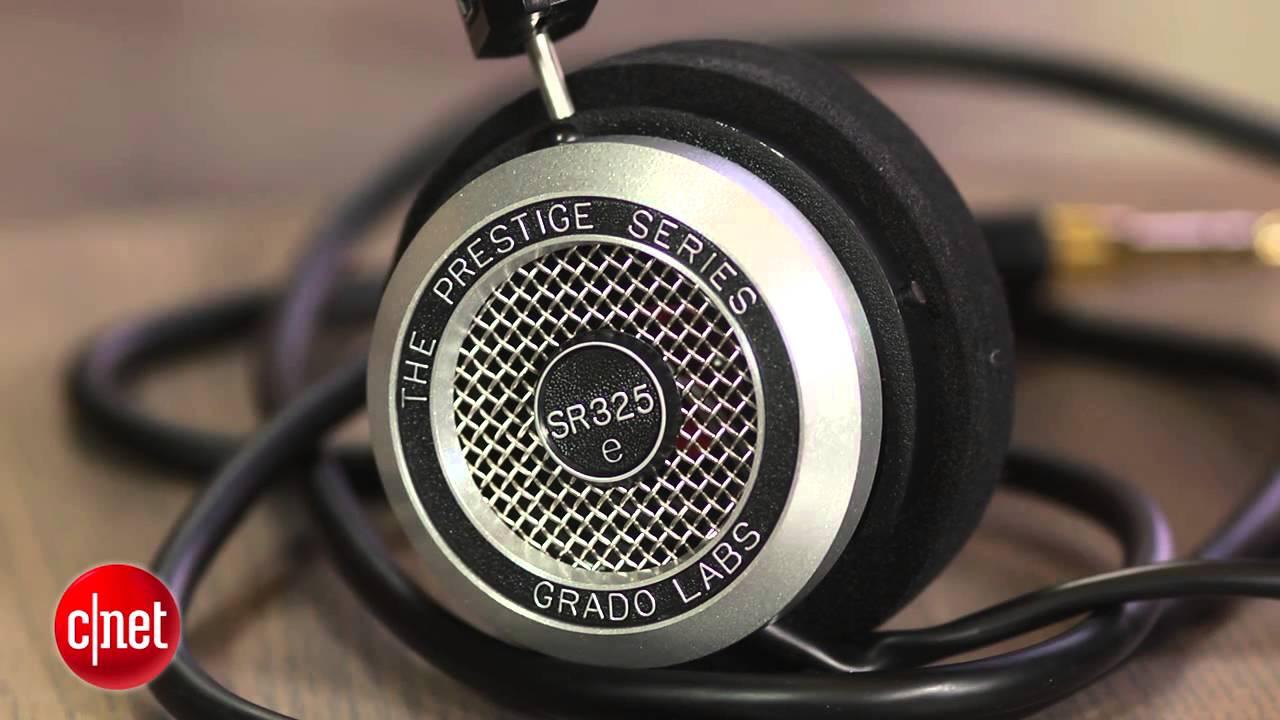 Grado SR325e: A detail lovers headphone