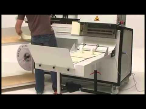 Relieuse industrielle MOBI 360