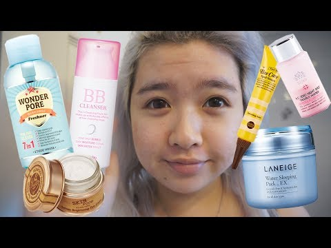 Skincare Routine 2014