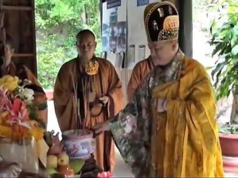 Lễ Tiểu Tường cố trưởng lão Thích Minh Chánh chùa Hương Hải Thiền Viên.