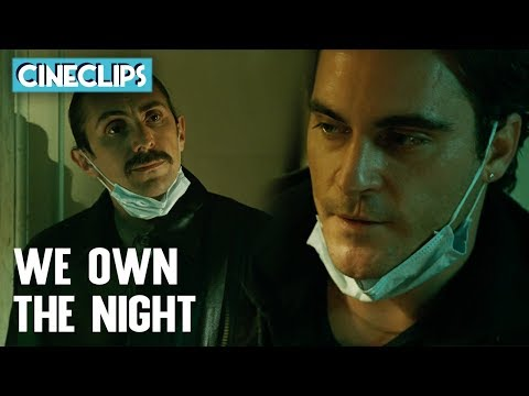 Drug Dealer Finds Out Bobby's Wearing A Wire (FULL SCENE) | We Own The Night | CineClips