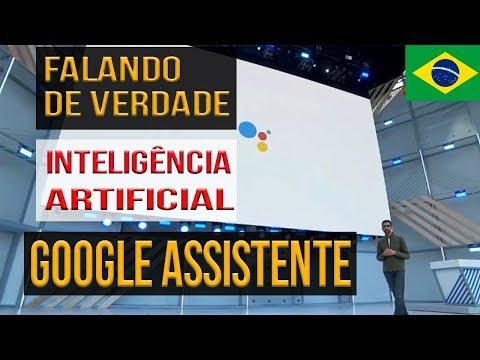 Google Assistente Duplex - Nova Tecnologia