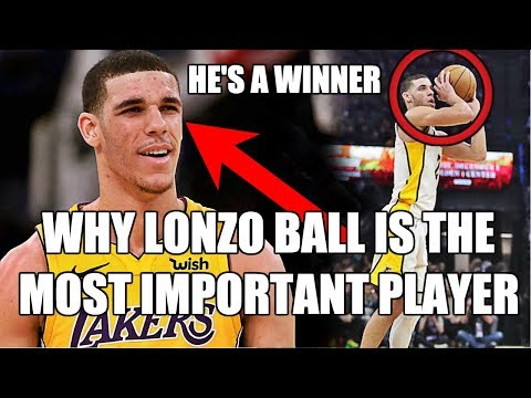 Why Lonzo Ball Is The Lakers Most IMPORTANT NBA Player and NOT a Bust