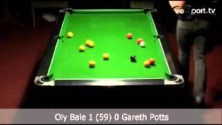 £20,000 8-Ball Money Match - Gareth Potts V Oly Bale - Part 1 Of 10