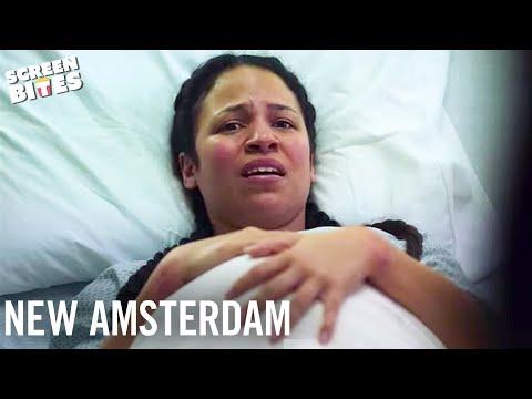 A Pregnant Prisoner Refuses To Give Birth | New Amsterdam | SceneScreen