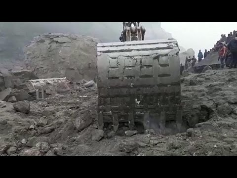 Ινδία: Δεκάδες ανθρακωρύχοι θάφτηκαν στις στοές