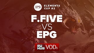 Fantastic Five vs Elements, game 1