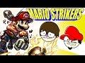 Super Mario Strikers Charged Futebol Futurista Cartuchi