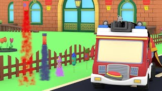 Video Tiny Cars - Chinese New Year - Kids Animation with Street Vehicles Bulldozer, Excavator & Crane MP3, 3GP, MP4, WEBM, AVI, FLV April 2019