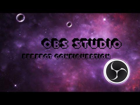 Настройка OBS studio (качественный стрим)