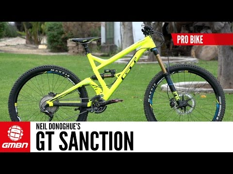 Neil Donoghue's GT Sanction