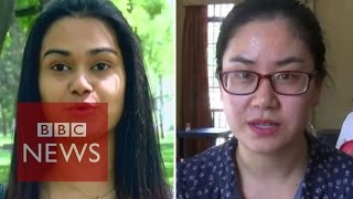 What students think of China and India - BBC News