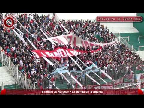 Banfield vs Huracan - La Banda de la Quema - www.laquemaweb.com.ar - La Banda de la Quema - Huracán