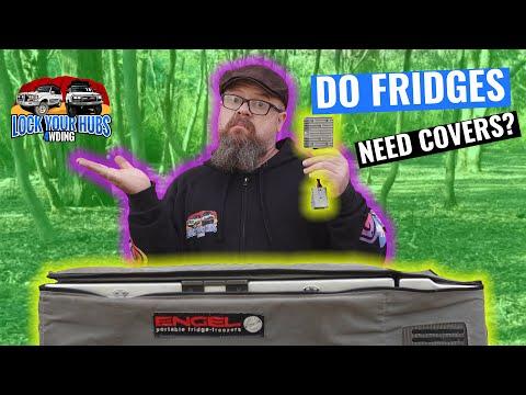 Making your Engel Car Fridge work better!