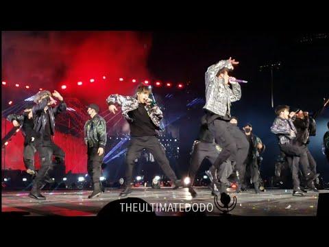 190505 Mic Drop Remix (Dior outfits) @ BTS 방탄소년단 Speak Yourself Tour in Rose Bowl LA Concert Fancam