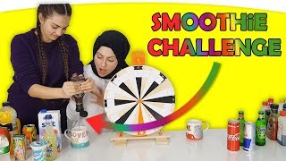 SMOOTHIE CHALLENGE - Eğlenceli Video, Funny Videos Fenomen Tv