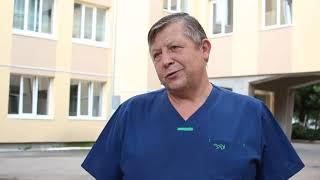 У Волочиській ЦРЛ ремонтують травматологічне відділення
