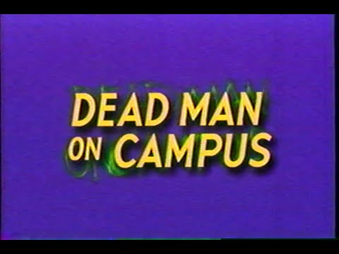 Dead Man On Campus (1998) Trailer (VHS Capture)