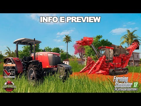Platinum Edition Farming Simulator 17
