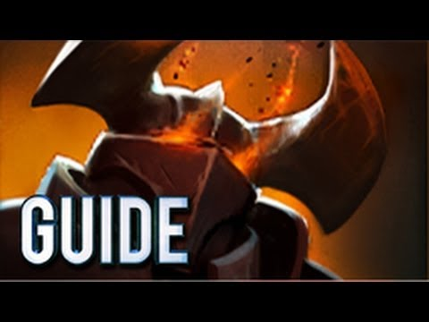 Chaose Knight (Nessaj) DOTA 2 Guide