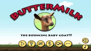 Buttermilk - The Bouncing Goat YouTube video