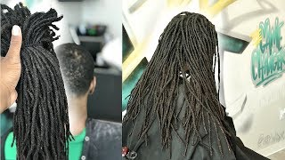 Video CUTTING OFF LOCKS after 8 YEARS | LEGENDARY TRANSFORMATION / HAIRCUT tutorial | MUST SEE HD MP3, 3GP, MP4, WEBM, AVI, FLV September 2019