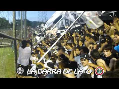LBO 2012 / La Copa Libertador / Olimpia vs Independiente cg / Aper. 2012 - La Barra del Olimpia - Olimpia - Paraguay - América del Sur