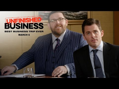 Unfinished Business (TV Spot 'My Name Is')