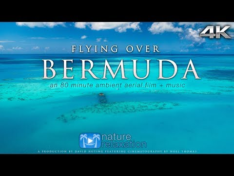 Bermuda: Relax Among Shimmering Greens and Blues...
